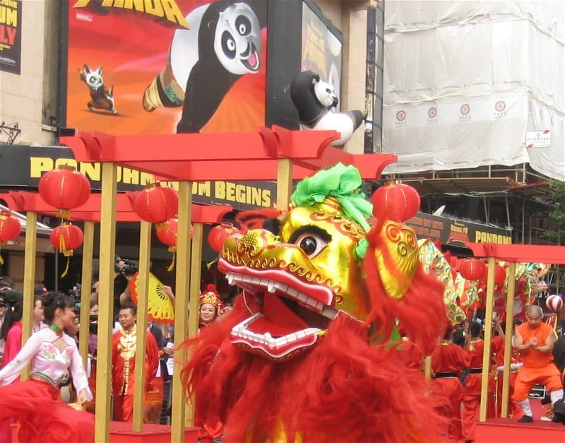 Our Chinese Lion Dancers are available for hire for private events in London & the UK.
