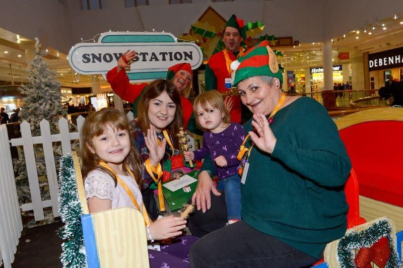 Our Christmas Land Train is available to book for your product launch, corporate event or children's party in the UK & London.