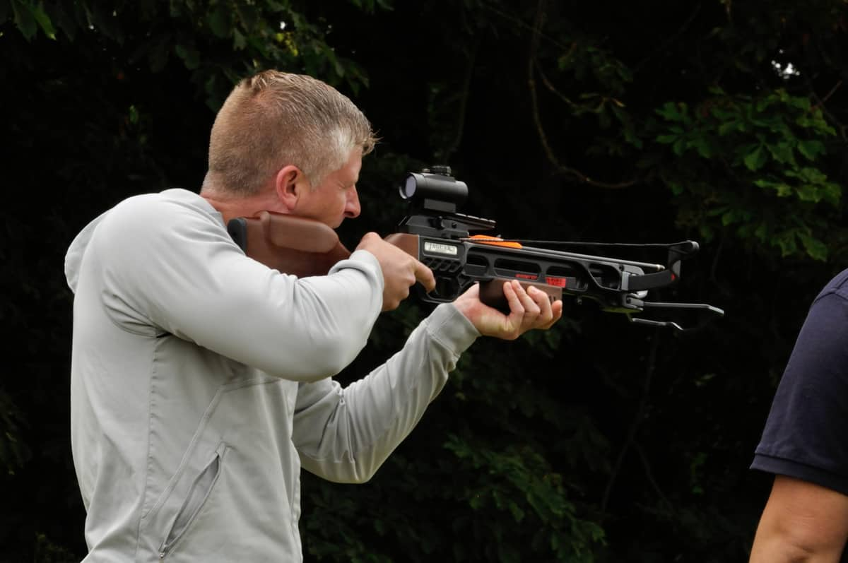Crossbow experience for hire. Our crossbow experience can be hired worldwide.