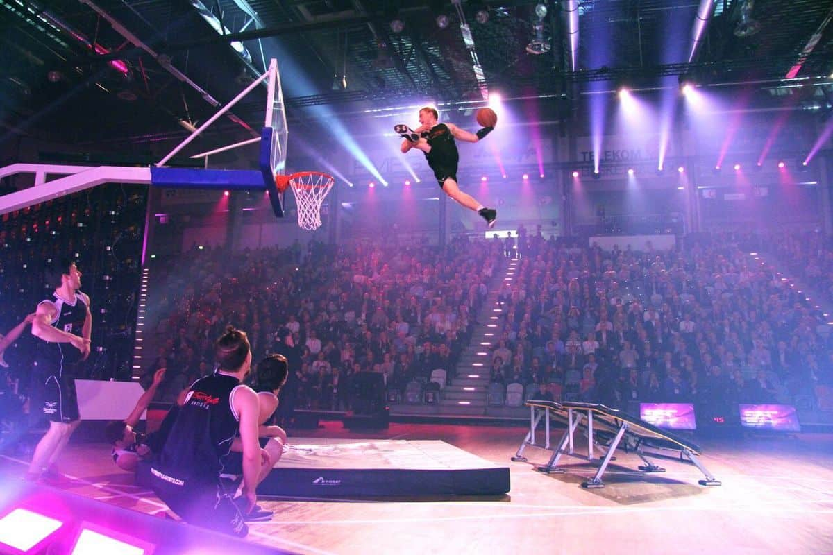 Freestyle sports agency available to hire for corporate events in London and the UK