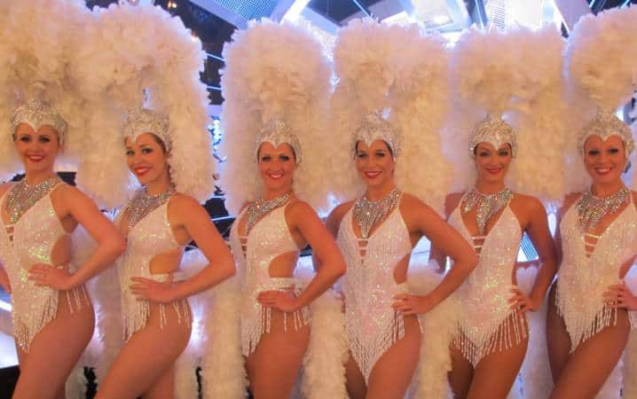 Hire our Vegas Show Girls for your Casino themed event in London & the UK.