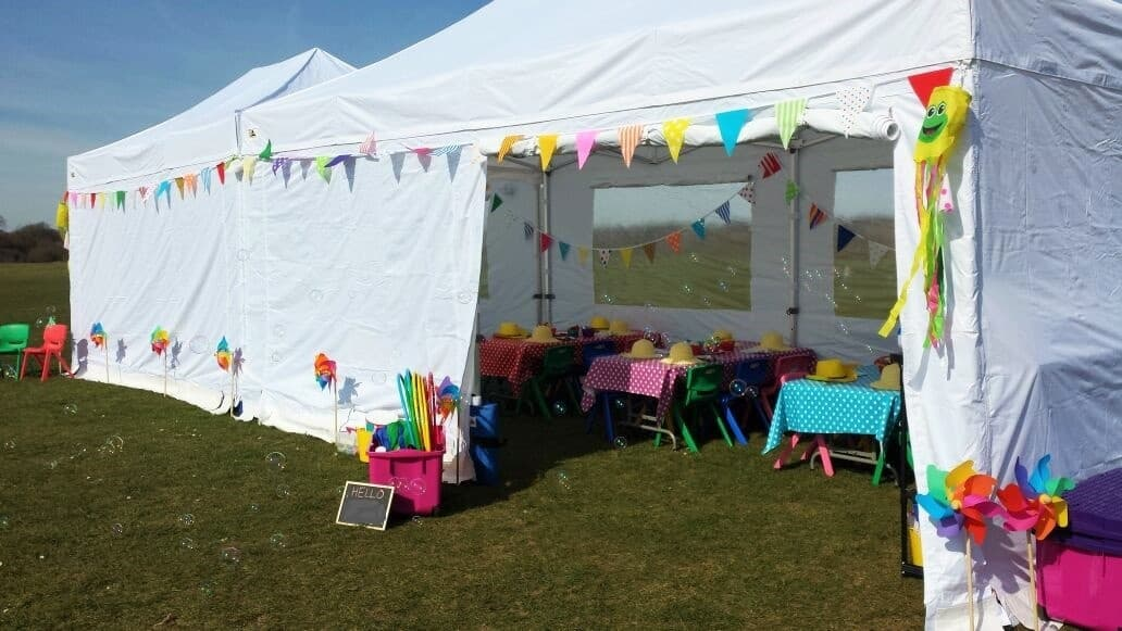 Arts & Crafts Stand for hire. Our children's workshop is available to book for corporate events in London & the UK.