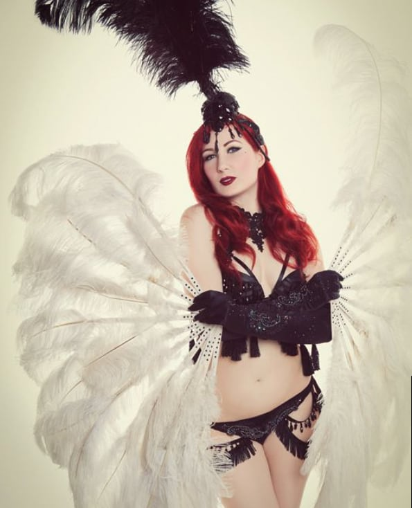 Professional cabaret dancers for hire in London and the UK. Book our stage performers for your event today.