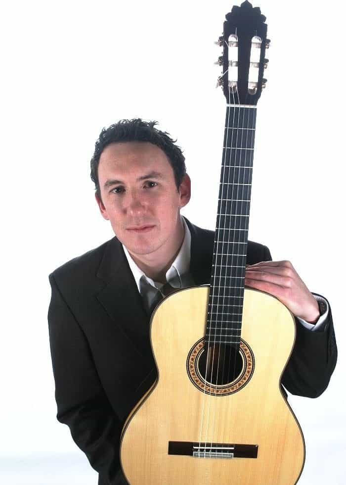Our classical guitarist is available to book in the UK for private events.