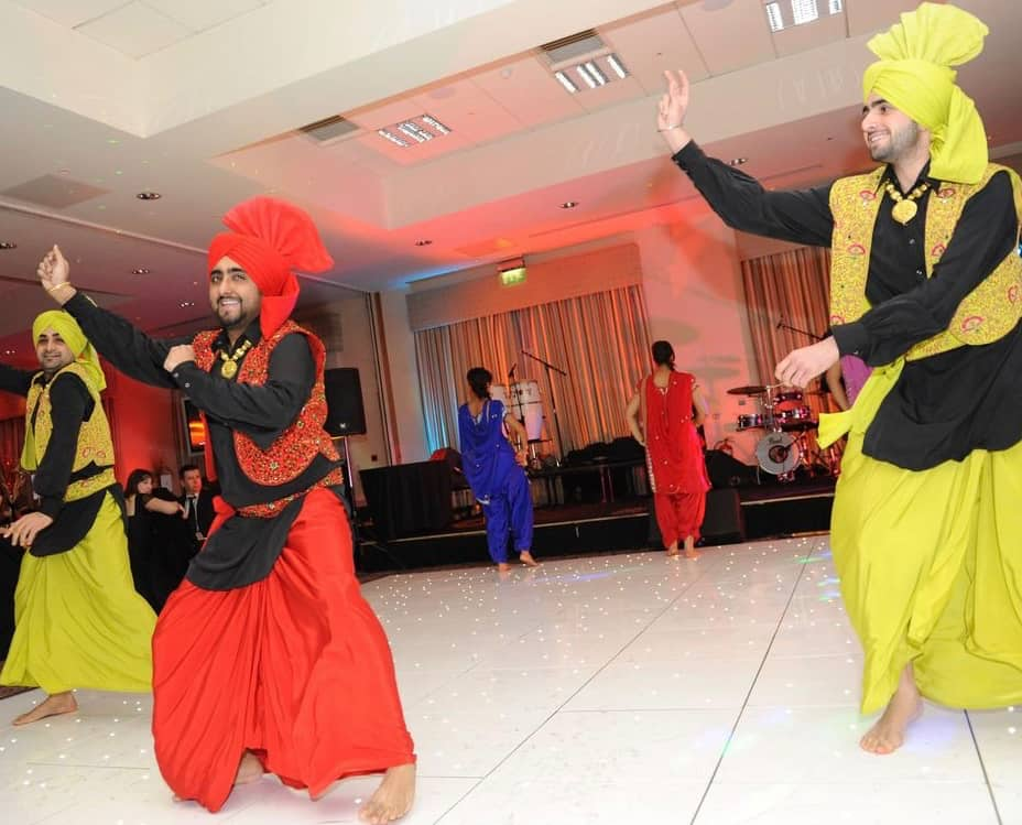 Bhangra performers are available to book for family fun days in London & the UK.