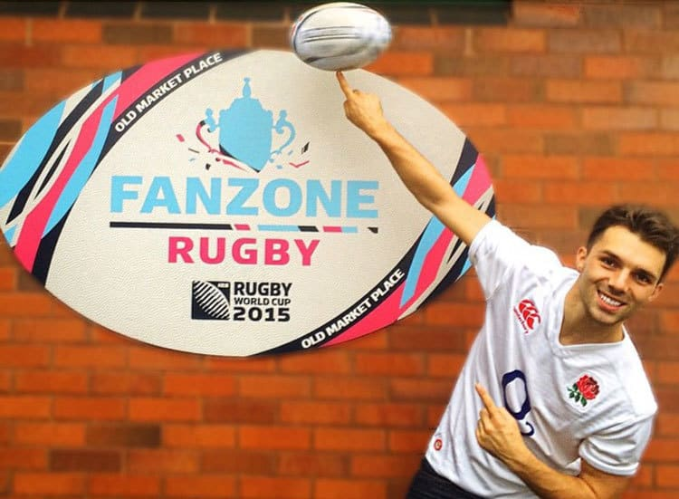 Hire Rugby Freestyler, available across London
