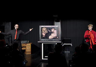 Comedy Illusionists for hire. Our comedy magicians are available to book for private parties in London & the UK.