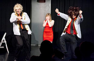 Comedy Magicians for hire. Book our magicians & illusionists for your corporate event in the UK & London.