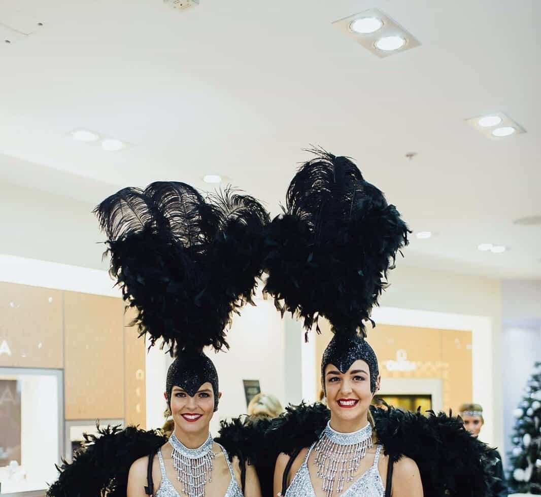 he Sparkling Showgirls for hire. Book our showgirls for Las Vegas-themed events, corporate events or product launches in London & the UK.