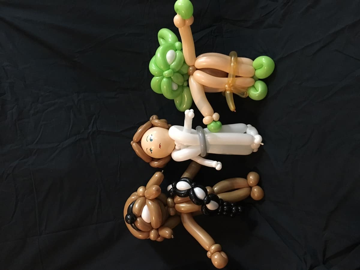 Star Wars-themed entertainment for hire. Book our Star Wars Balloon Modeller for children's parties in the UK & London.