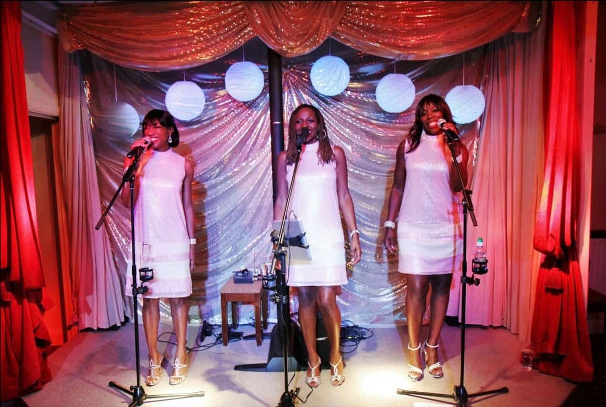 Hire The Motown Magic, our soul singers for your corporate event in London & the UK.