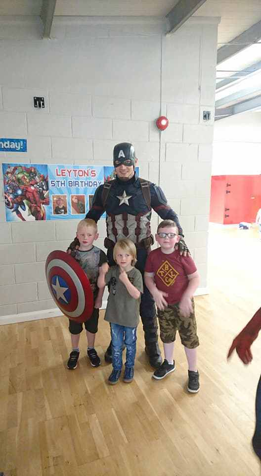 Superhero available to book for superhero themed events in London and the UK.