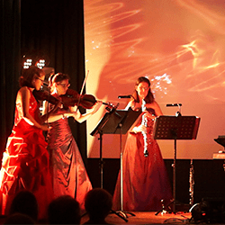Hire our ballroom musicians for private events in London and the UK.