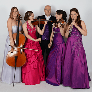 Classical musicians available to book for product launches in London and the UK.