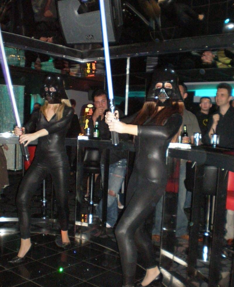 Dance Vaders Star Wars Dance Troupe Hire