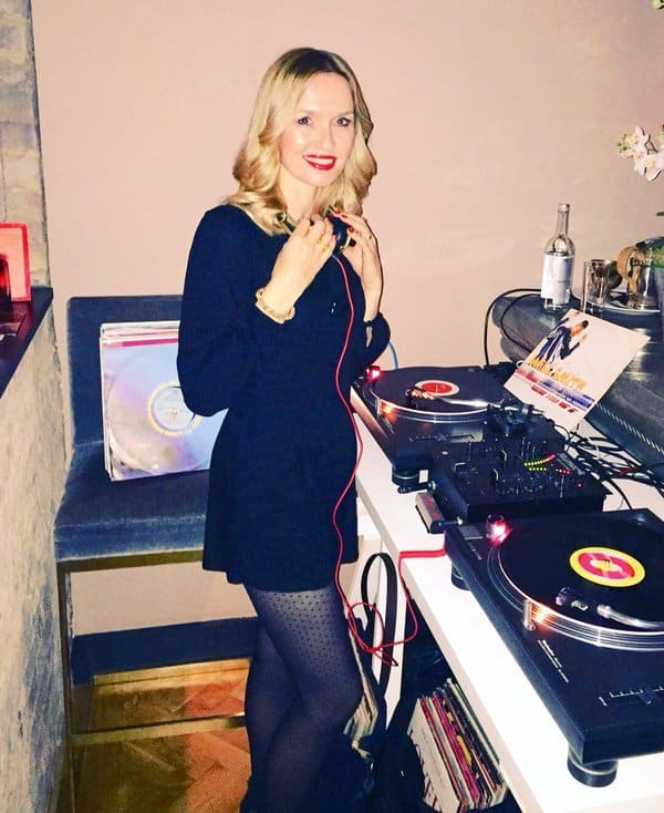 DJ Jen for hire. Book our Christmas DJ for corporate events in London & the UK.