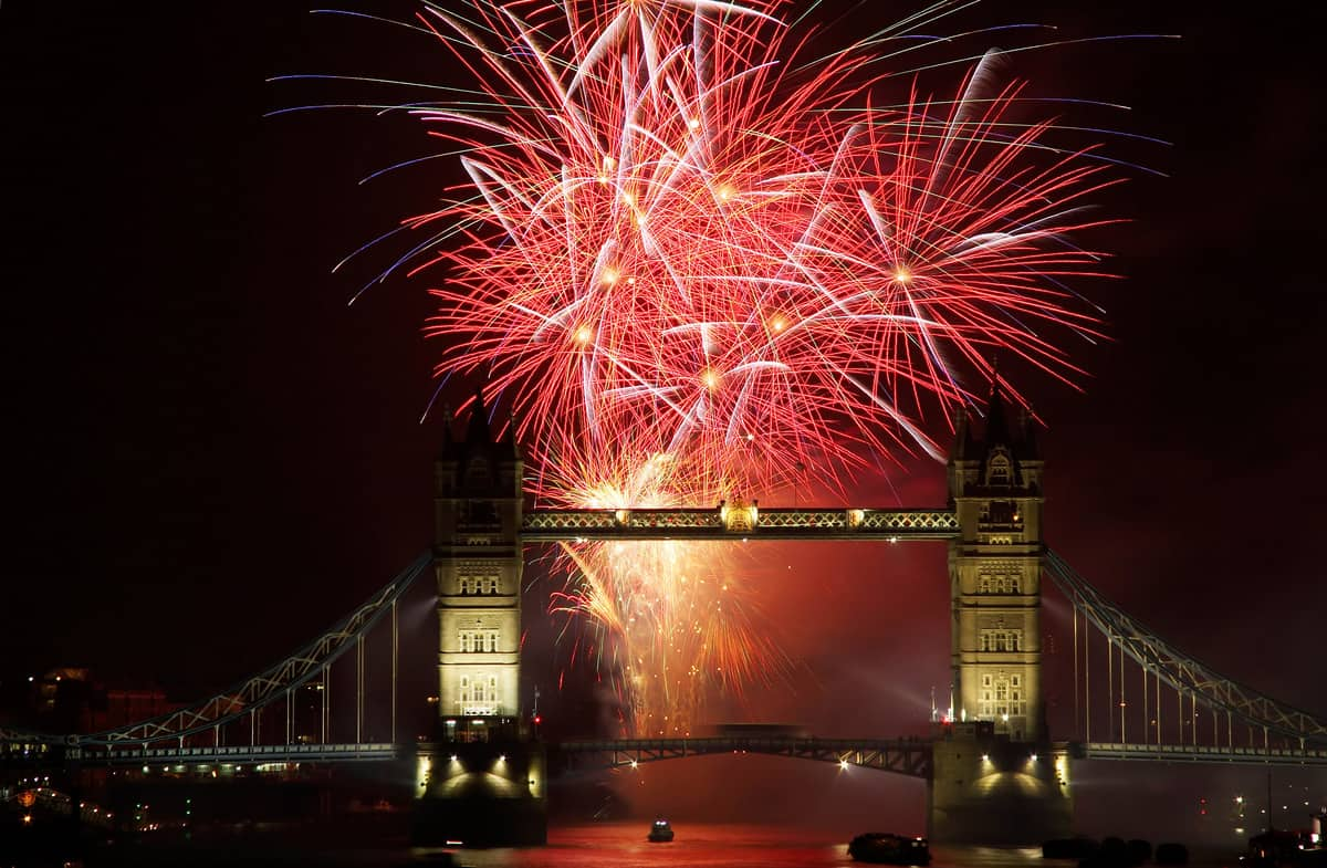 Book special effects company for professional fireworks display at outdoor festivals in London and the UK.