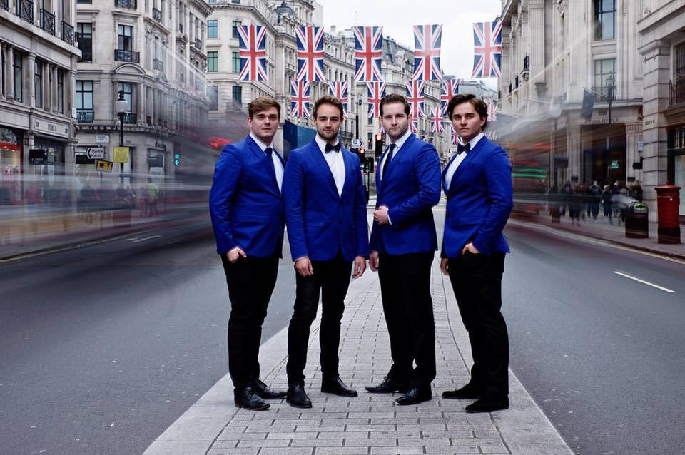 The Fortune Readers for hire. Our male vocal harmony group are available to book for corporate events, weddings or private parties in London & the UK.