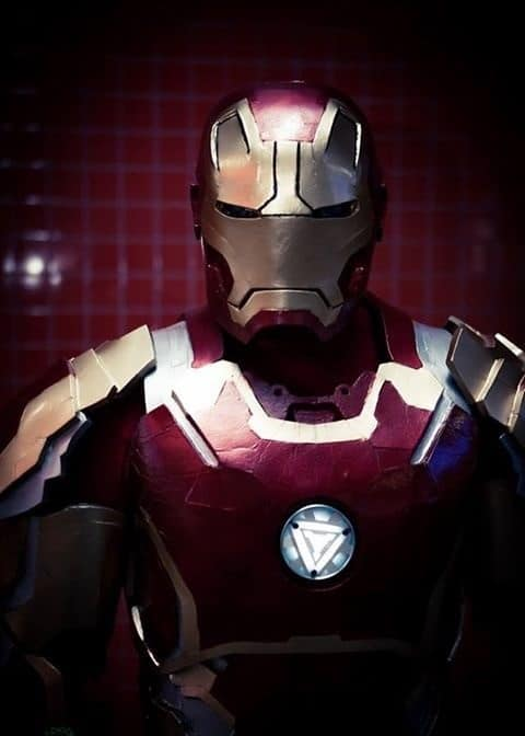 Book our Iron Man entertainment for your event. Our Iron man is available for hire in London and around the UK
