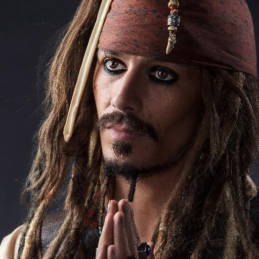 Jack Sparrow Lookalike for hire. Book our celebrity lookalike for product launches in London & the UK.