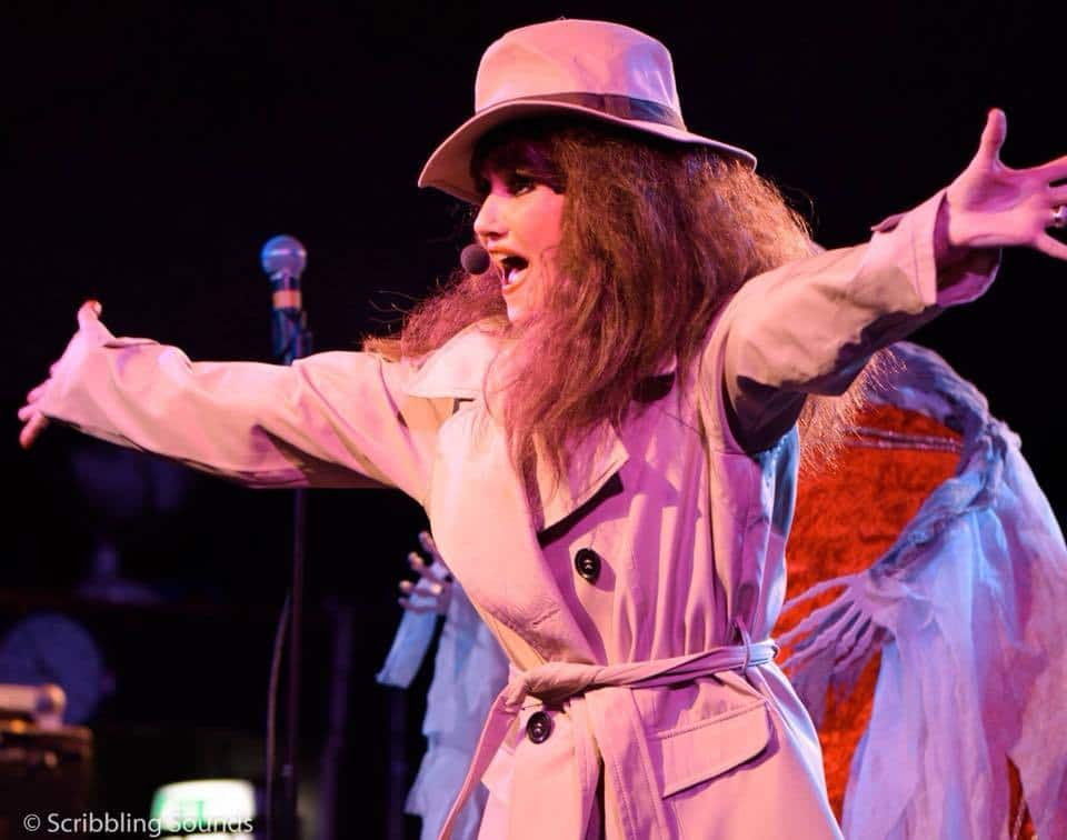 Hire Kate Bush Impersonator - Tribute Act - Yorkshire, UK