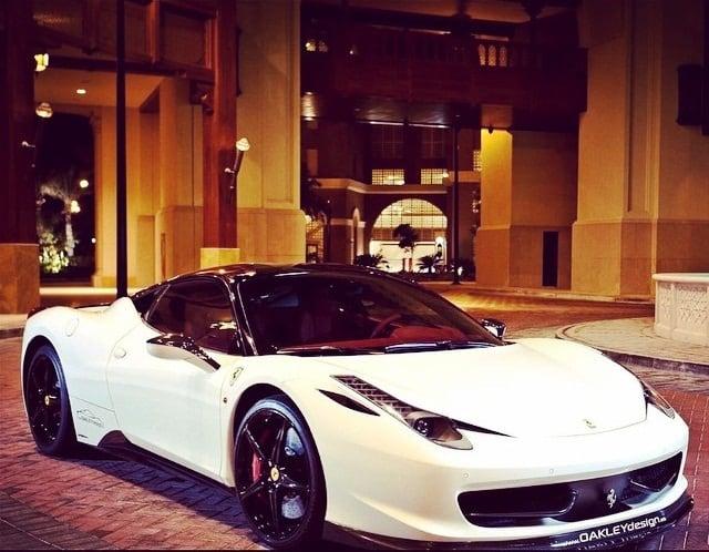 Ferrari 458 Hire