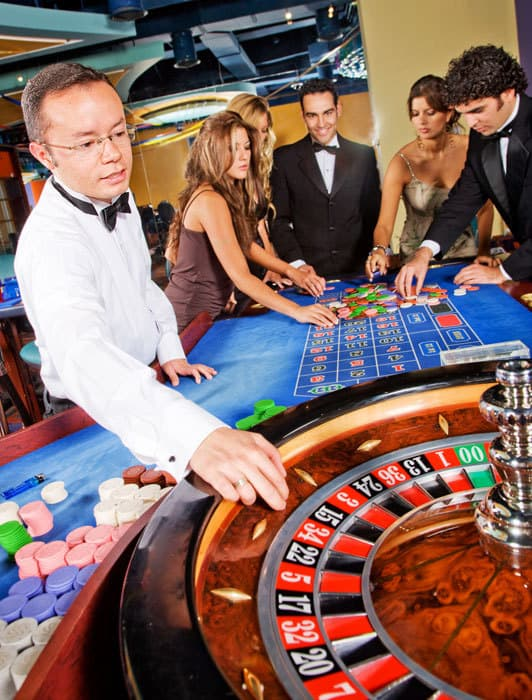 Luxury Casino Table for hire. Book Vegas-themed entertainment for corporate events in London & the UK.