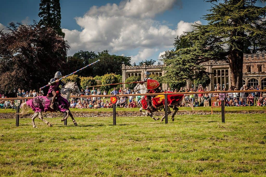 Medieval knights for hire in Hereford. Book our medieval knights for your next event.