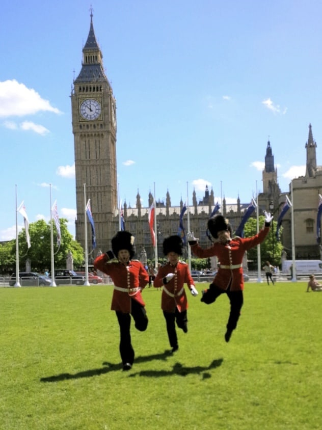 Palace Gaurds Mime Artist and street entertainers for events in London and the UK