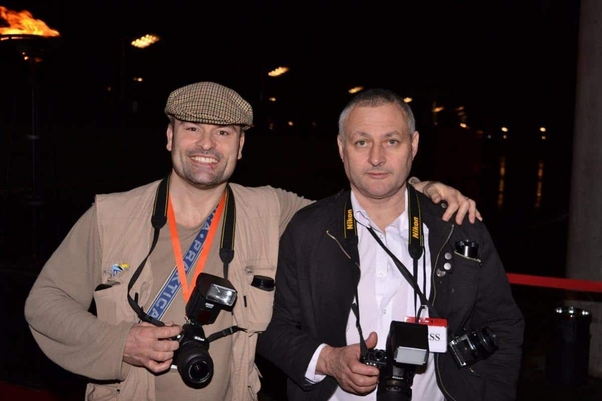 Modern Fake Paparazzi for hire. Book our fake paparazzi photographers for movie-themed events in Leeds & the UK.