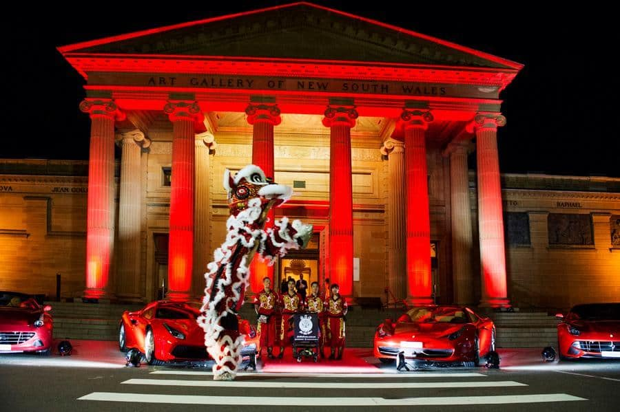 Book our Red Chinese Lion Dancers for festivals in the UK, Australia & internationally.