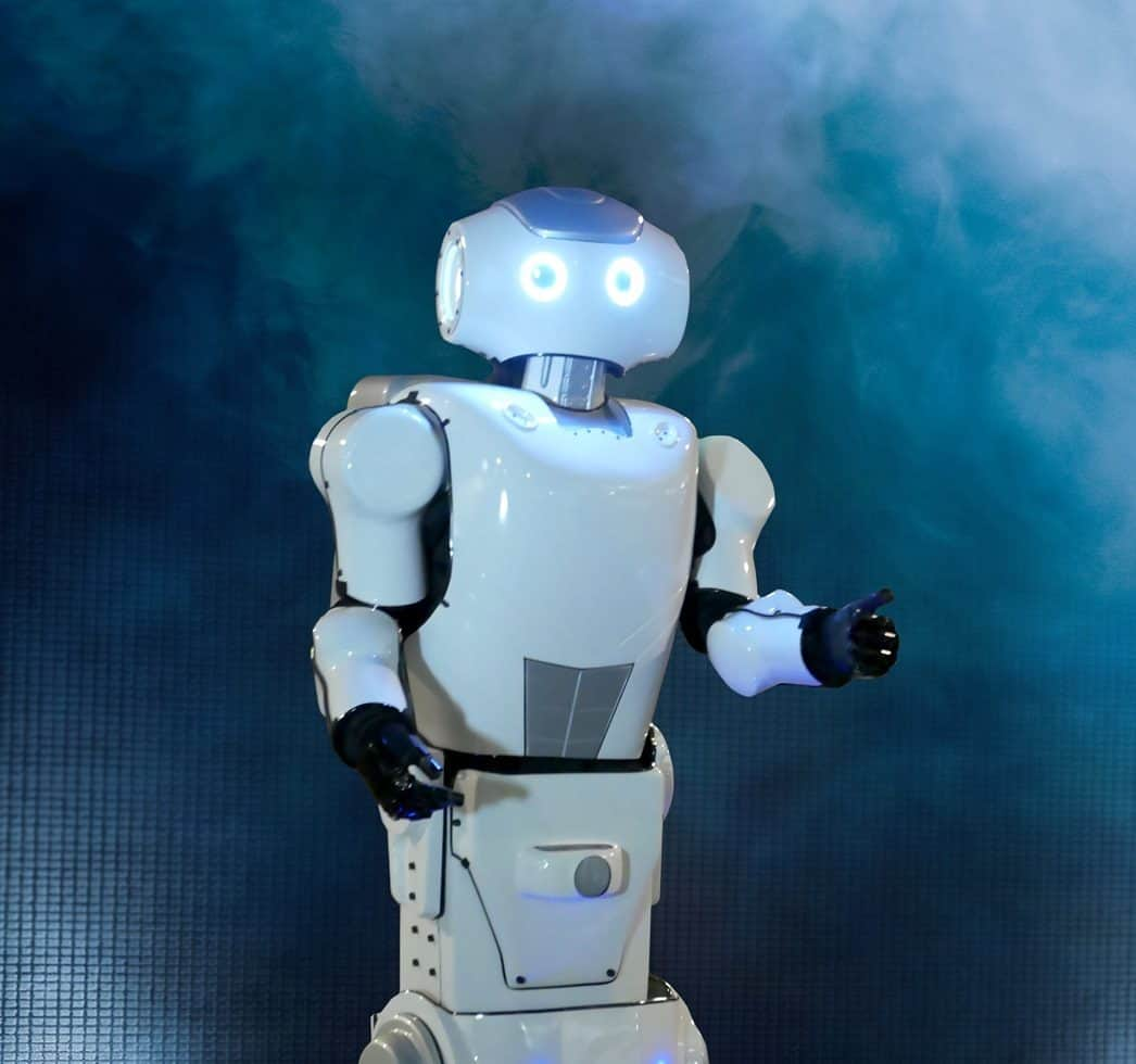 Hire this robot show for your next event