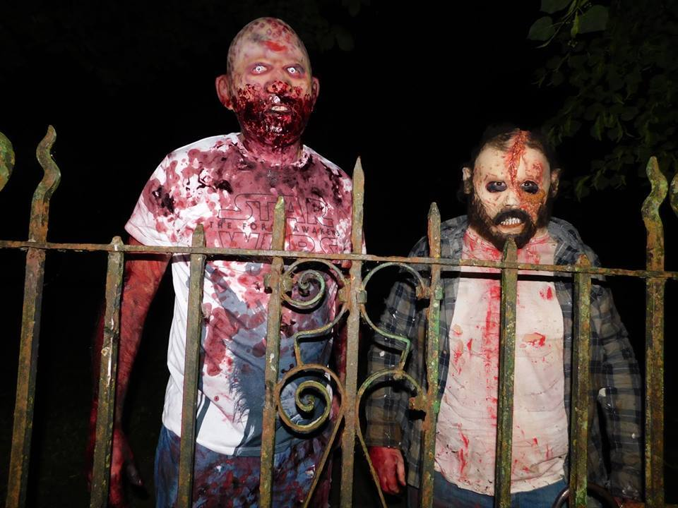 Book zombies for events in the UK here.