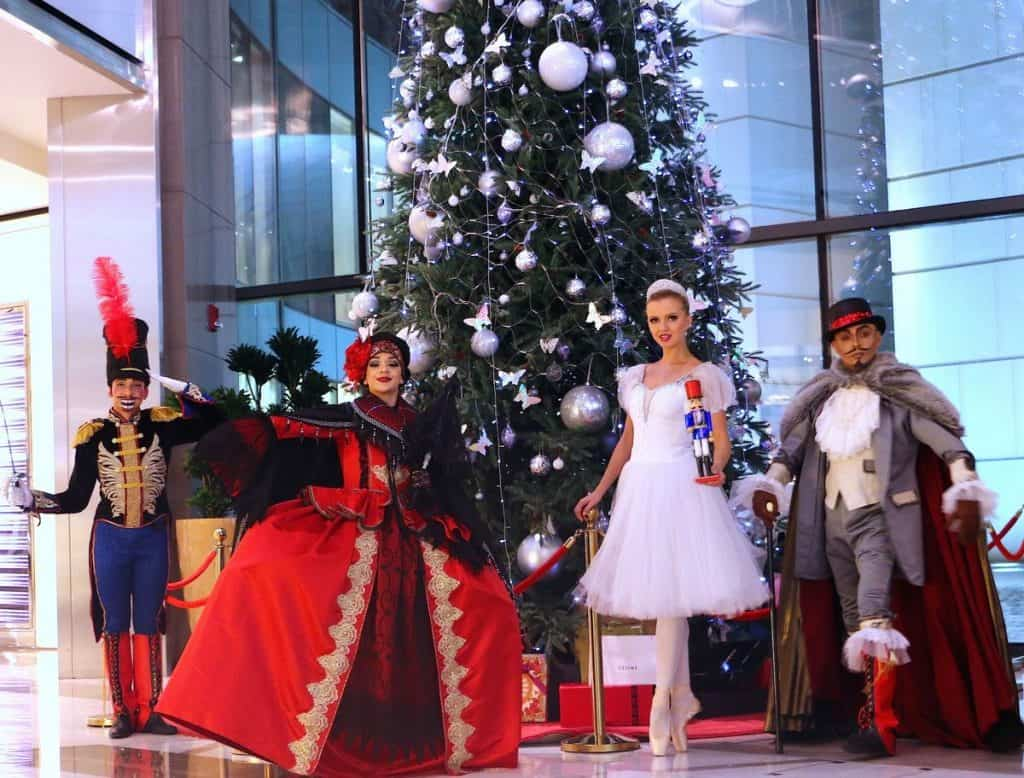 Our Nutcracker Christmas Show is available to book for Winter Wonderland-themed events in the UK, London & Dubai.