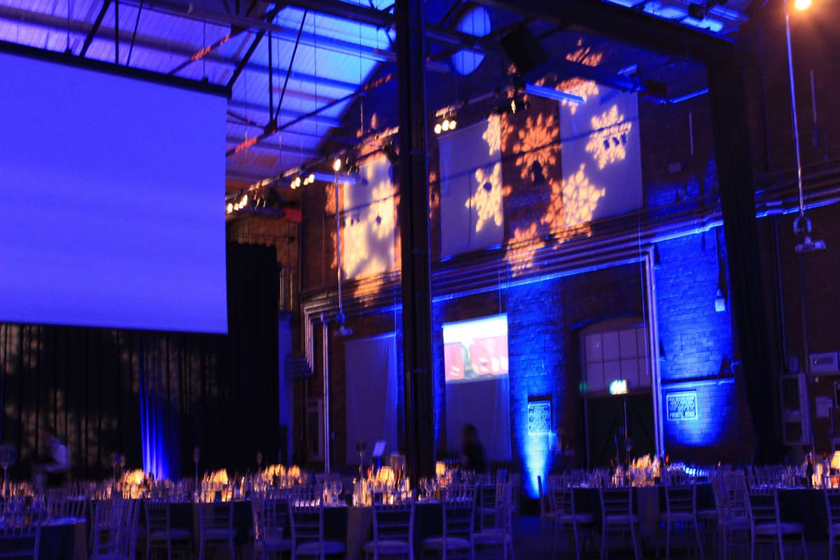 Book Julia Charles Event Management for the best Christmas themed events in London and the UK.