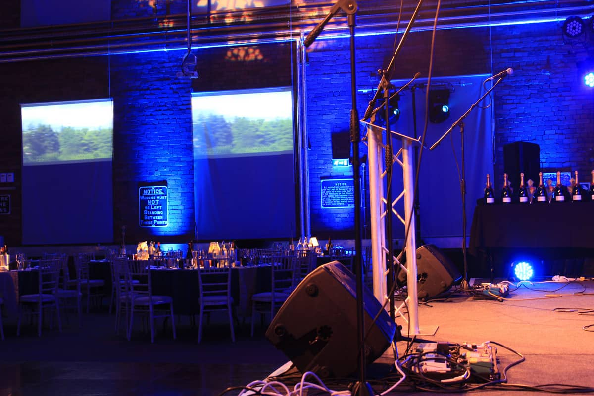 Hire our event management team for creative event theming ideas.
