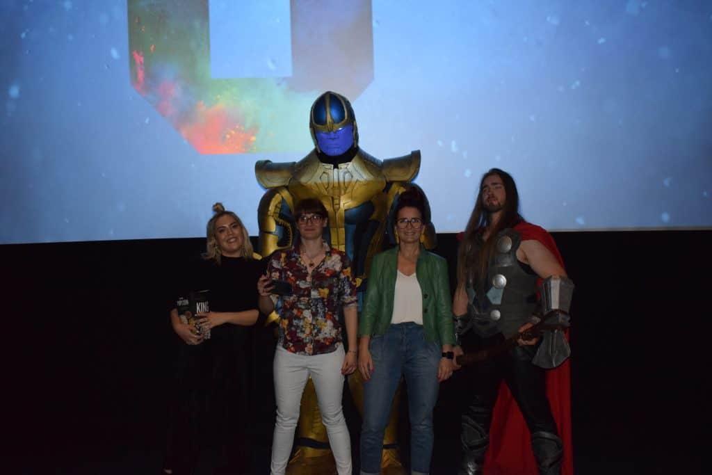Avengers: Endgame Movie Screening event.
