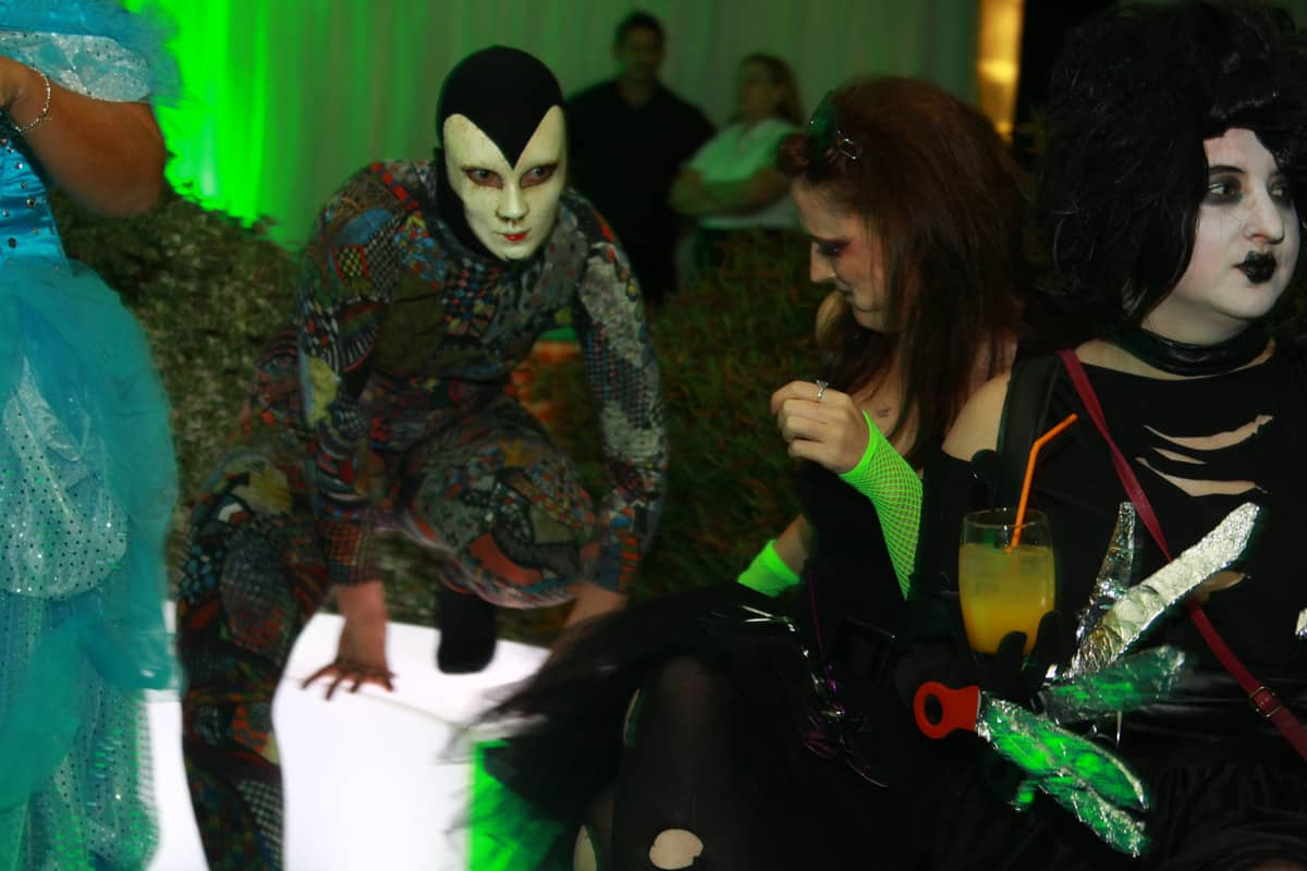 Horror themed events created by our events team for hire in London and the UK