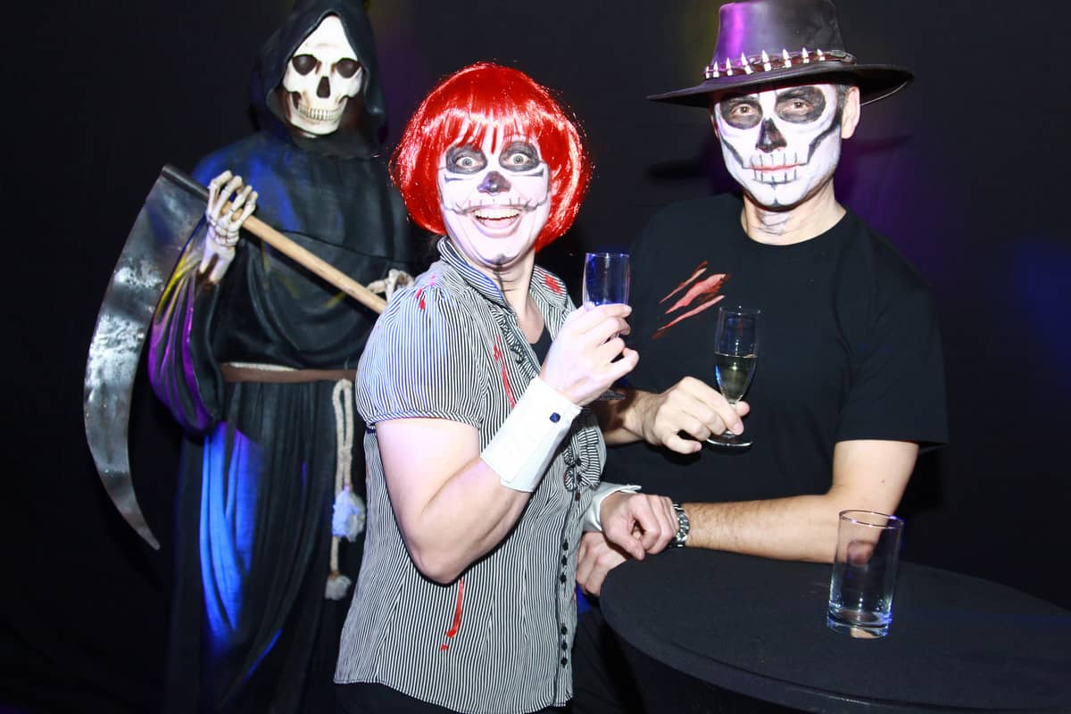event planners available to hire for spooky private events in London and the UK