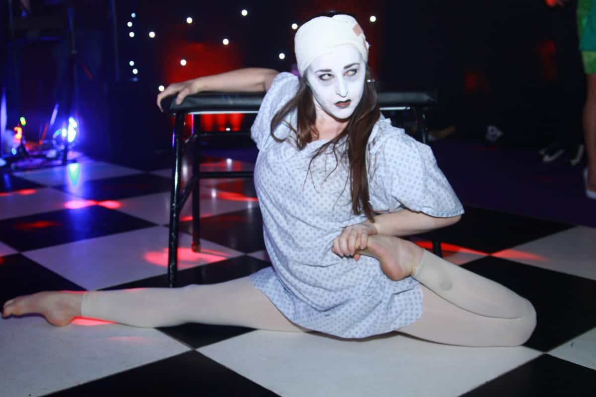 American Horror Story Horror themed event.