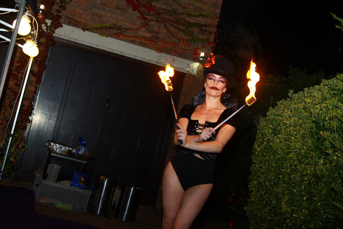 Halloween private party planners available to hire for corporate events in London and the UK