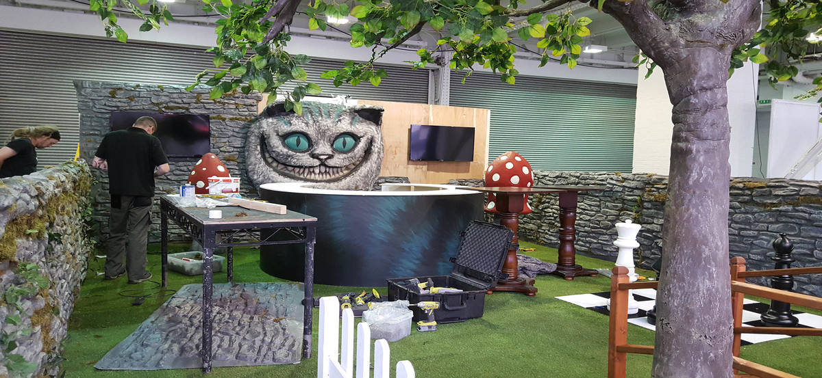 Hire our bespoke stand design services for your exhibitions in the UK and London