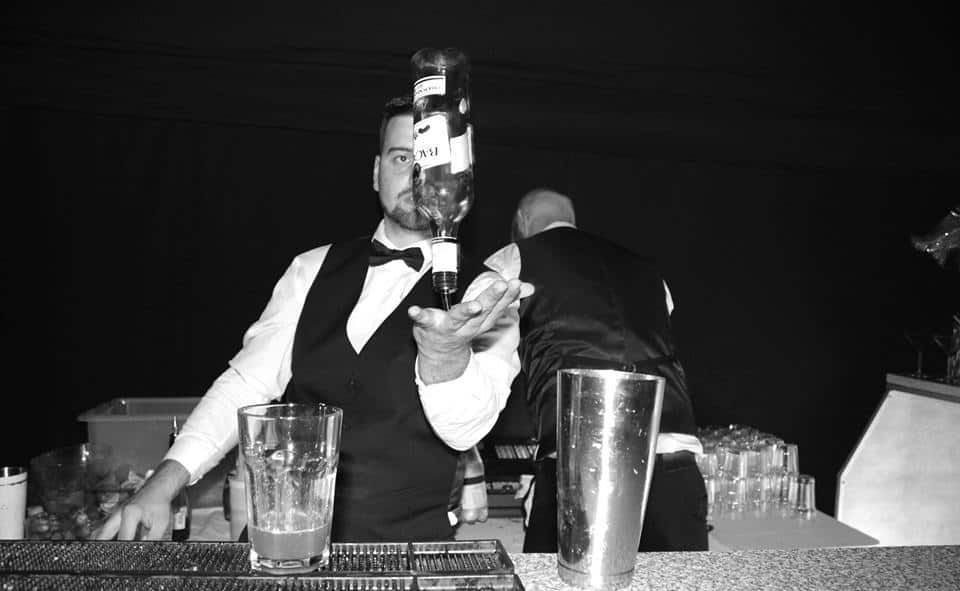 Book our bartenders for your next event for both public and private events