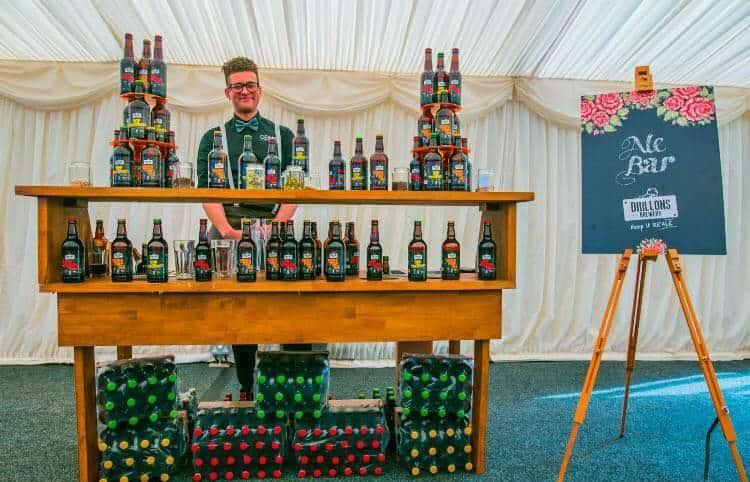 Hire bespoke mobile bar, coventry