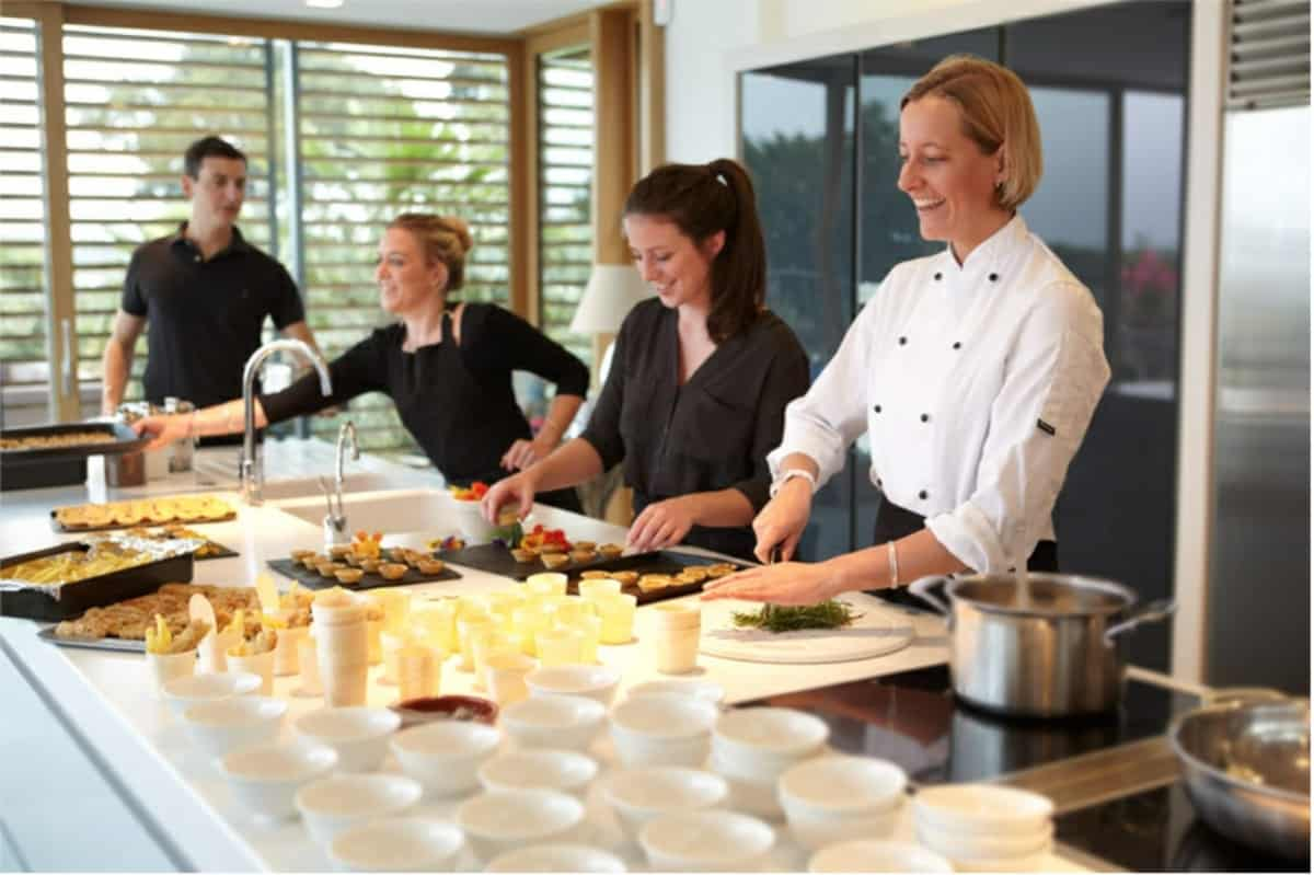 Luxury catering company for hire. Book the Bespoke Cuisine Company for corporate events in London & the UK.