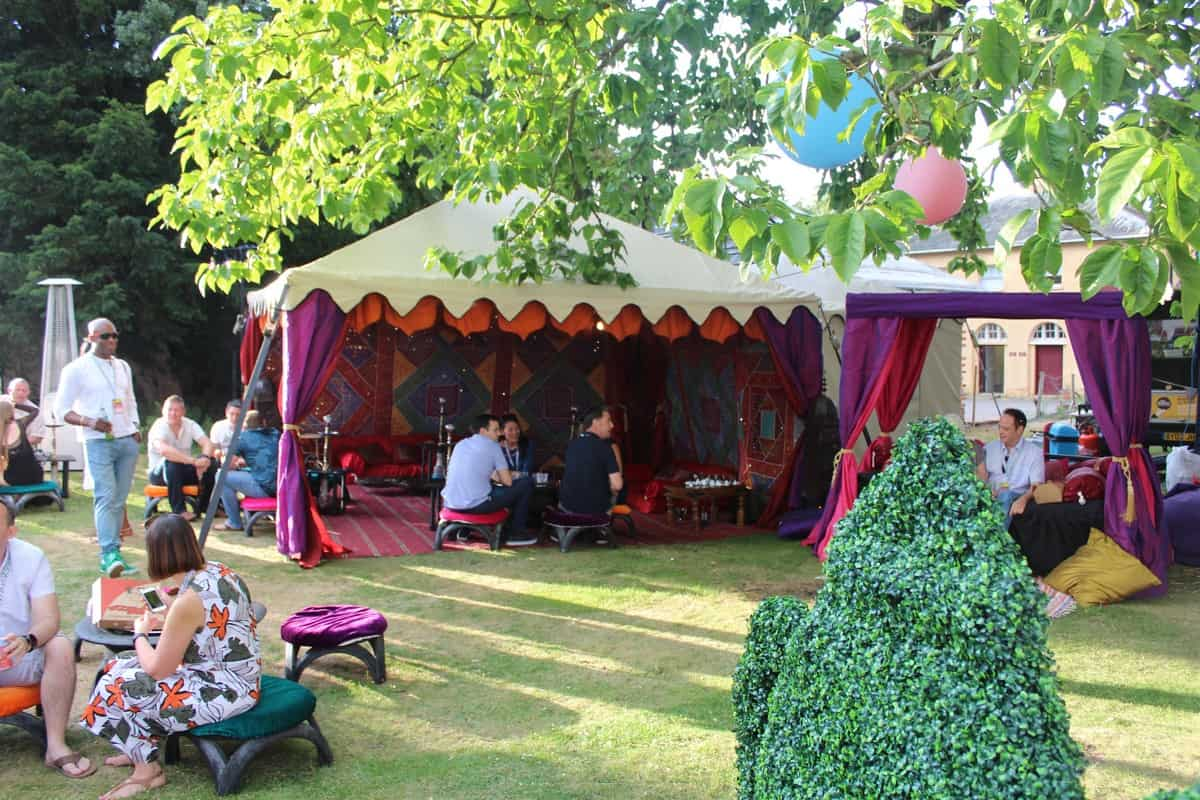 Book a corporate festival event in London and the UK