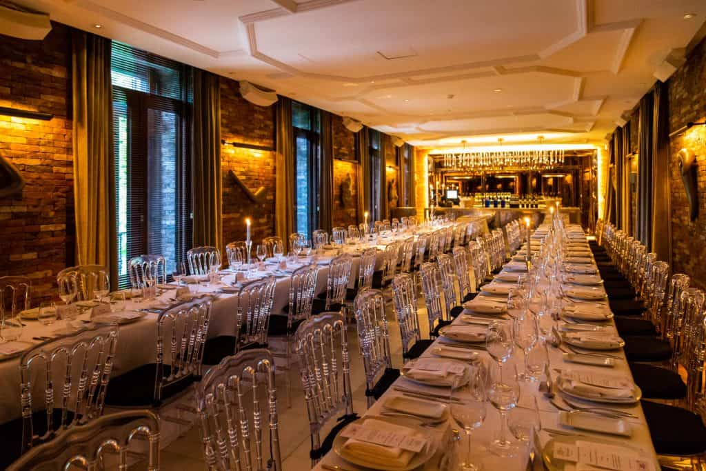C&IT Networking Event venue in Madrid.