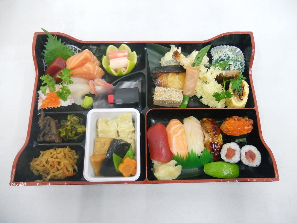 UK-based Japanese catering for hire for corporate events.