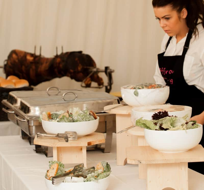 Our hog roast catering service can be hired for your next event