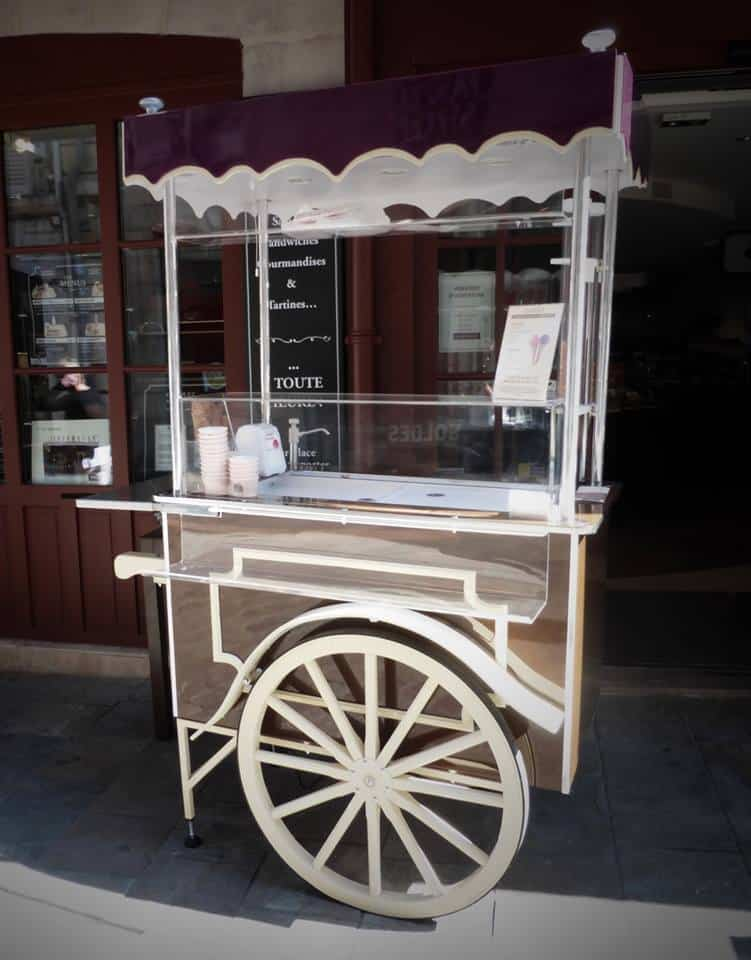 Friendly mobile catering service available for hire